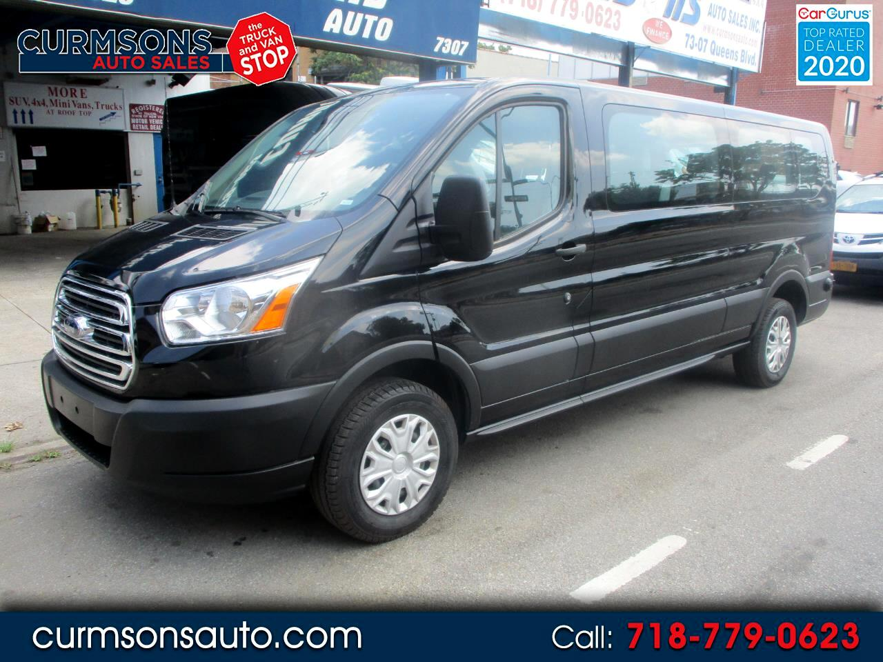 "Ford Transit Passenger Wagon T-350 148"" Low Roof XLT Swing-Out RH Dr 2019"