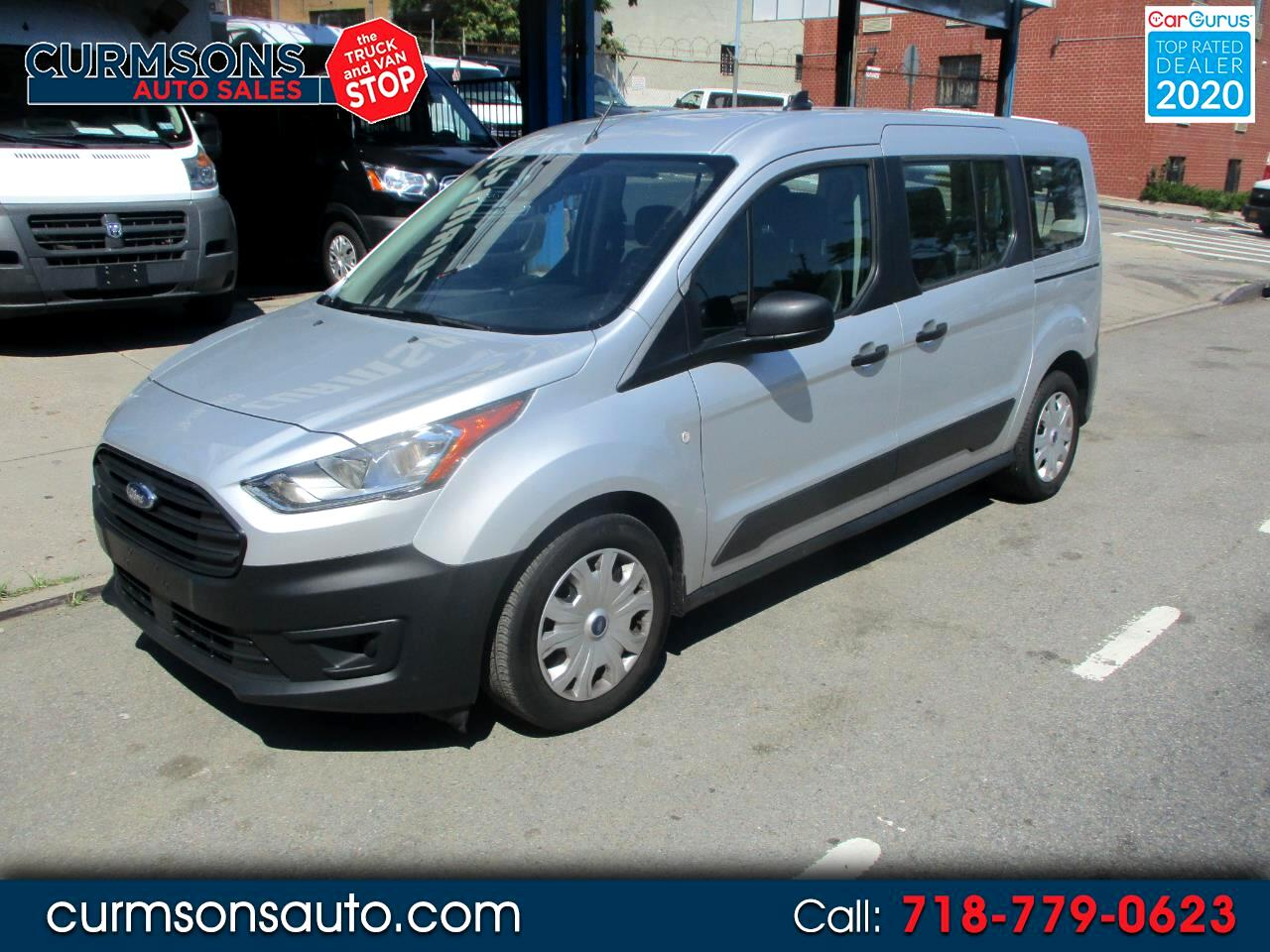 Ford Transit Connect Wagon XL LWB w/Rear Symmetrical Doors 2019