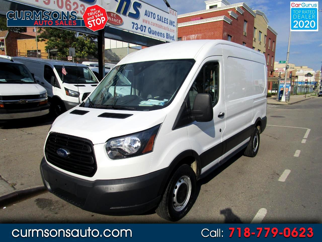 "Ford Transit Van T-250 130"" Med Rf 9000 GVWR Sliding RH Dr 2019"