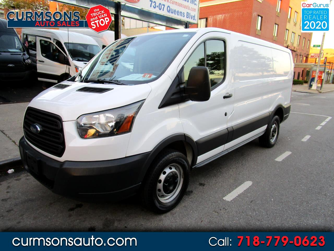 "Ford Transit Cargo Van T-250 130"" Low Rf 9000 GVWR Swing-Out RH Dr 2015"
