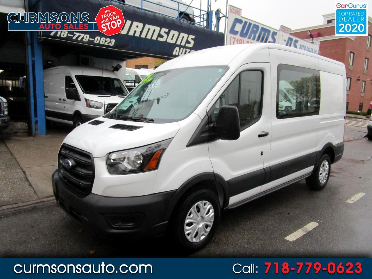"""Ford Transit Cargo Van T-150 130"""" Med Rf 8670 GVWR RWD 2020"""