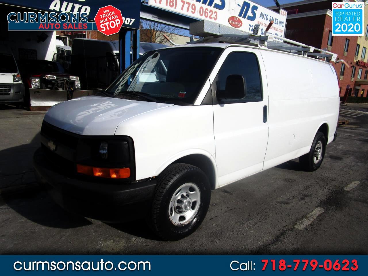 """Chevrolet Express Cargo Van RWD 3500 135"""" 2009"""