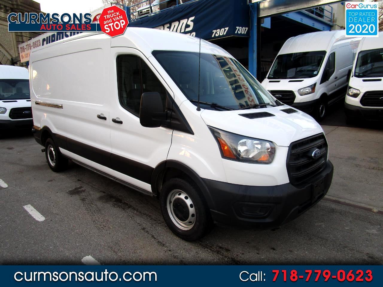 """Ford Transit Cargo Van T-250 148"""" Med Rf 9070 GVWR RWD 2020"""