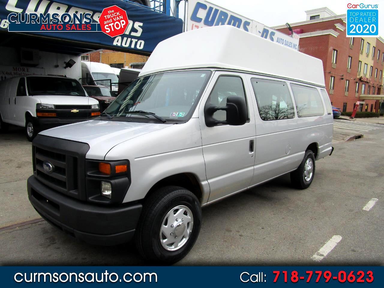Ford Econoline Cargo Van E-250 Ext Commercial 2008