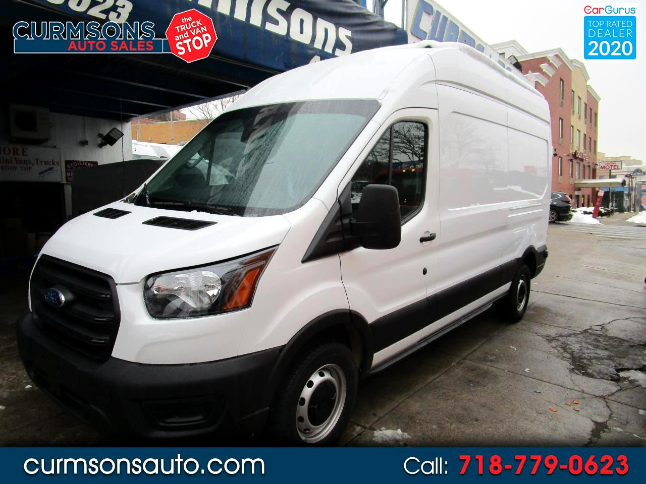 "Ford Transit Cargo Van T-250 148"" Hi Rf 9070 GVWR RWD 2020"
