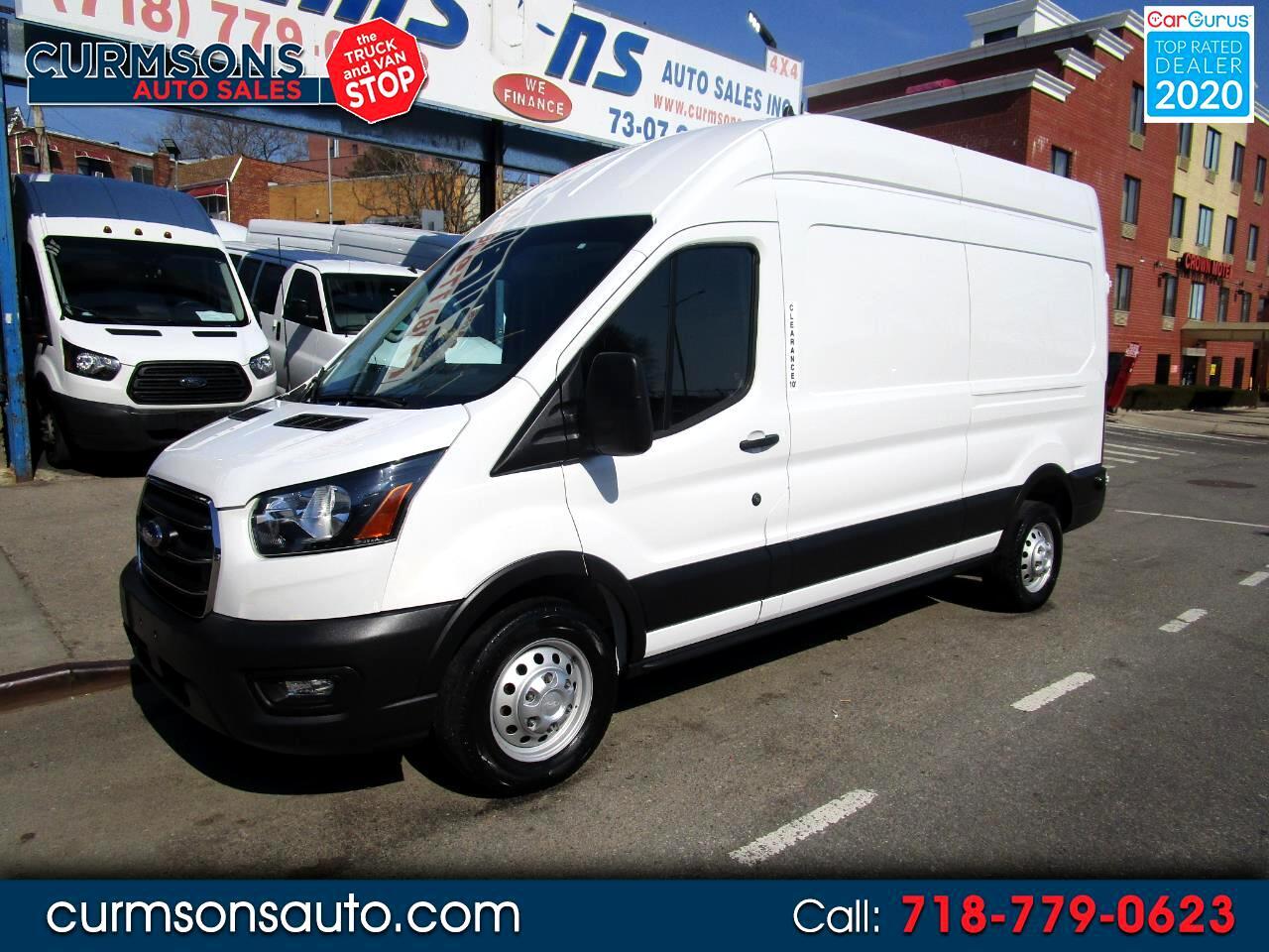 "Ford Transit Cargo Van T-250 148"" Hi Rf 9070 GVWR AWD 2020"