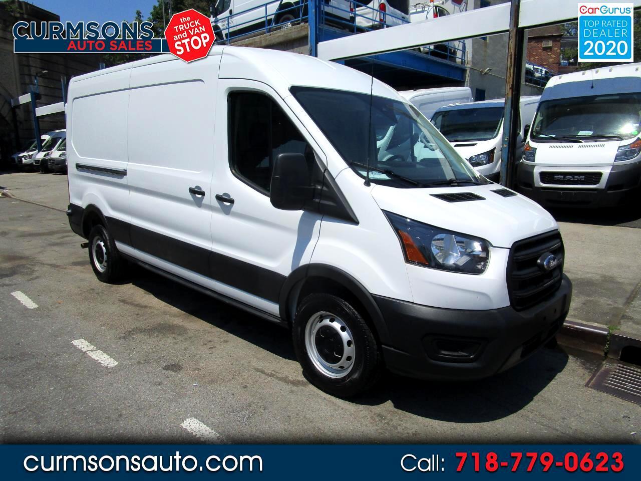 "Ford Transit Cargo Van T-250 148"" Med Rf 9000 GVWR Sliding RH Dr 2020"