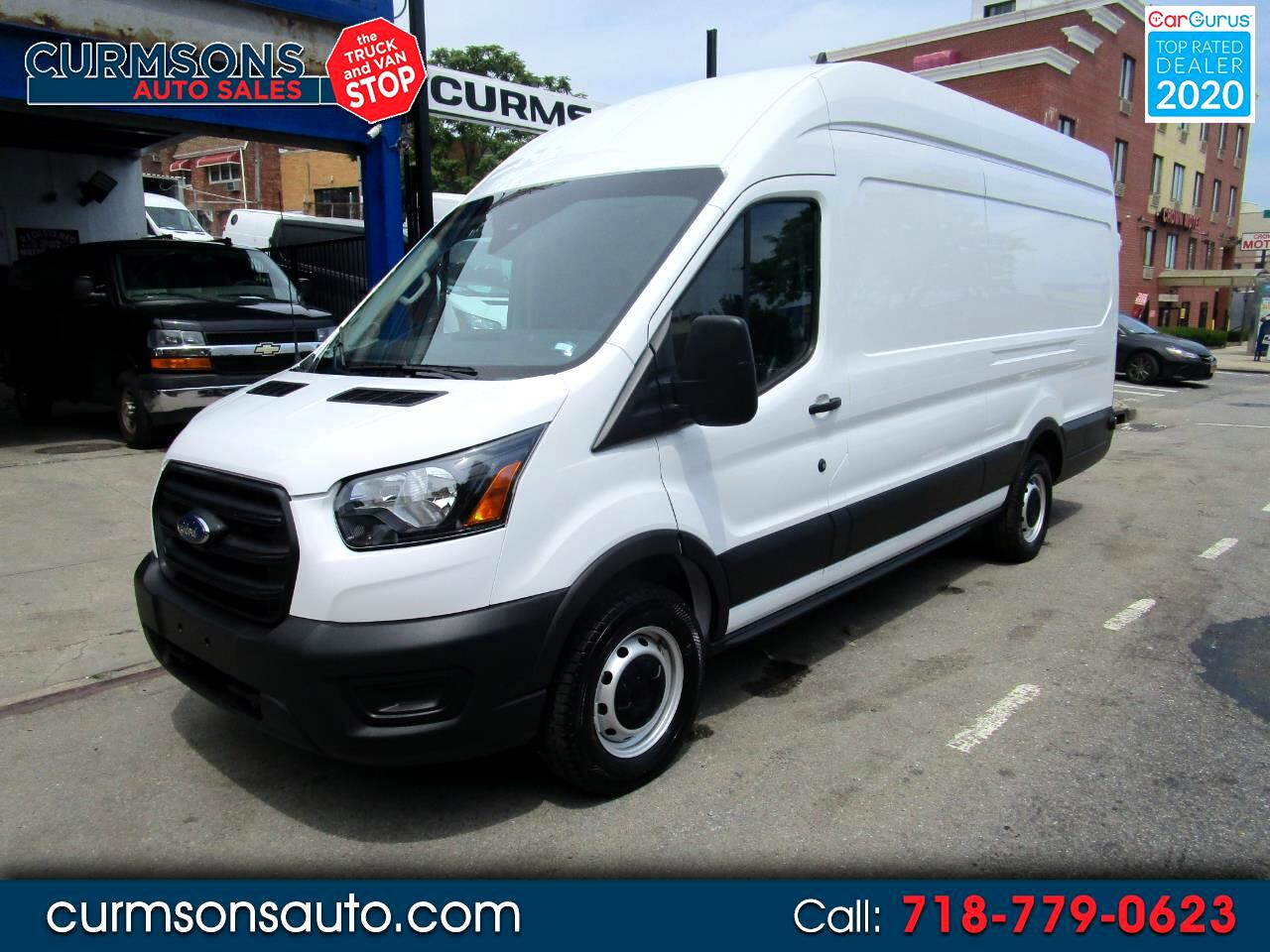 """Ford Transit Cargo Van T-250 148"""" EL Hi Rf 9070 GVWR RWD 2020"""
