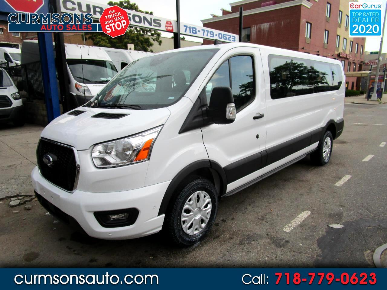 "Ford Transit Passenger Wagon T-350 148"" Low Roof XLT RWD 2021"