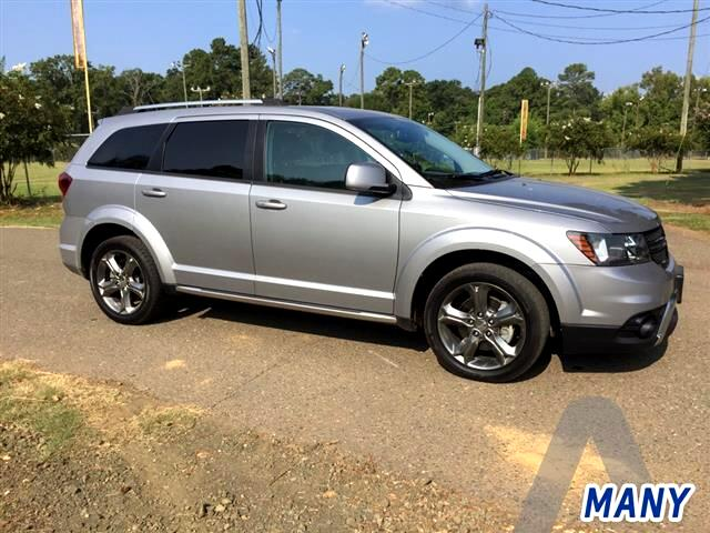 2015 Dodge Journey Crossroad FWD