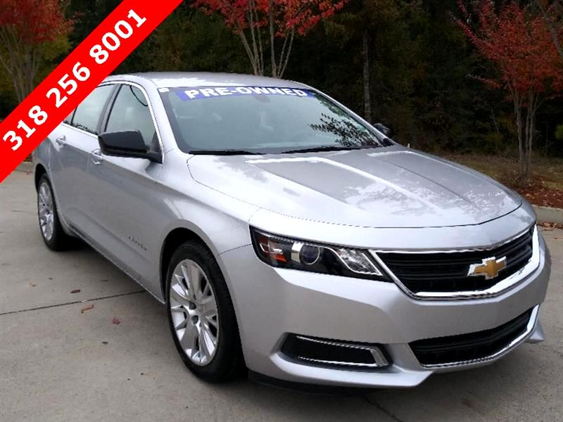 Chevrolet Impala LS Fleet 2016
