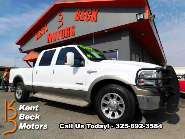 2005 Ford F-250 SD King Ranch 2WD