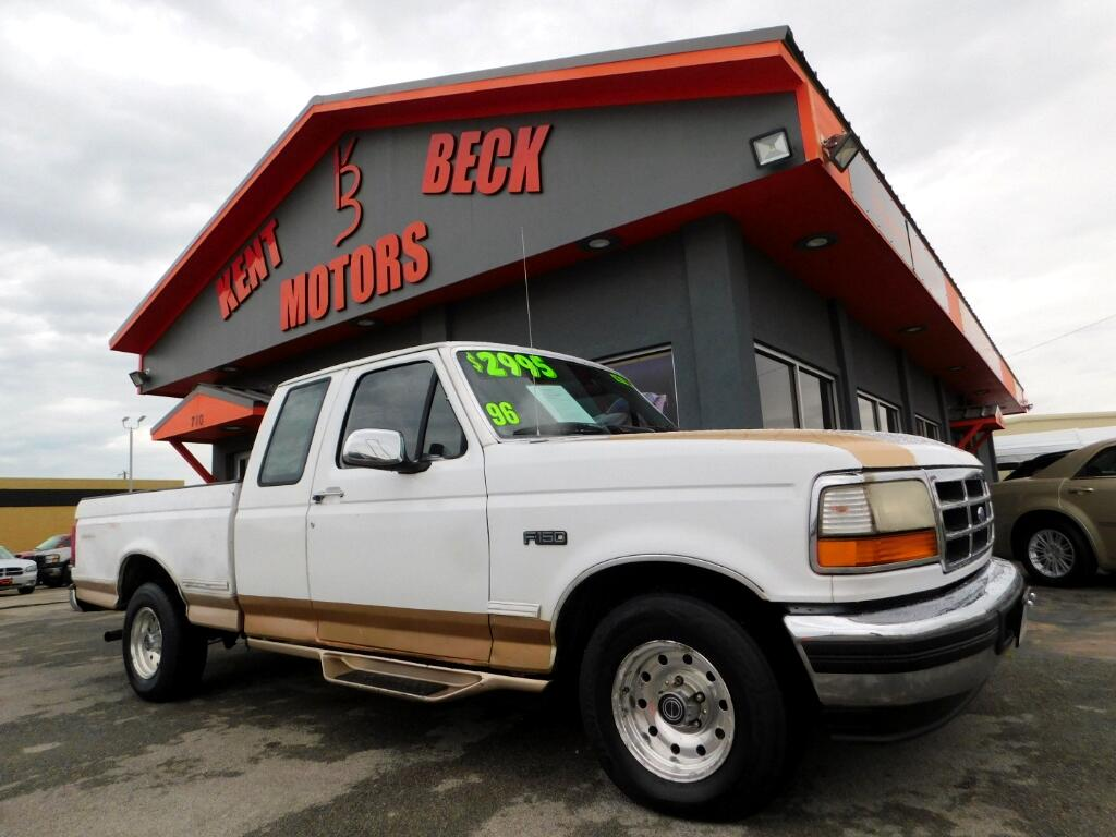 1996 Ford F-150 XL SuperCab Long Bed 2WD