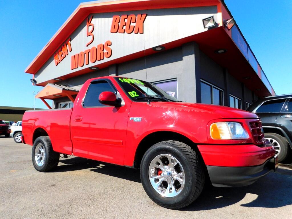 2002 Ford F-150 XL 2WD