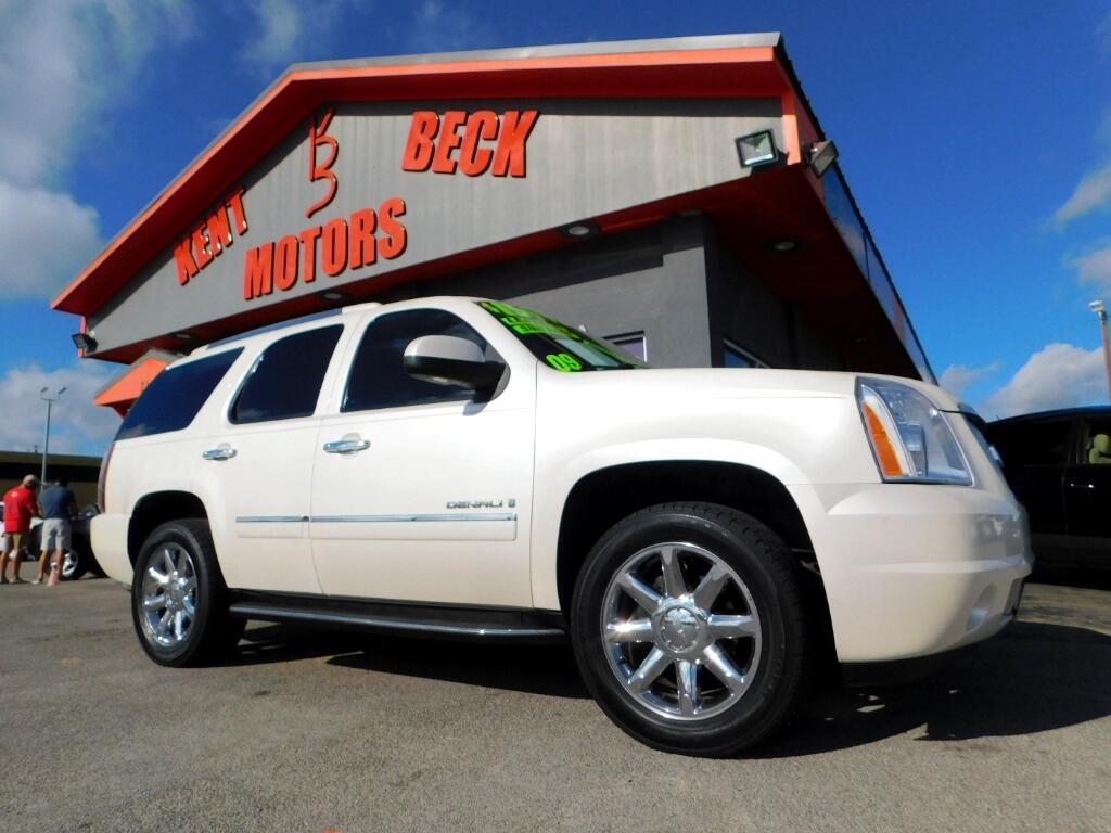2009 GMC Yukon Denali 2WD