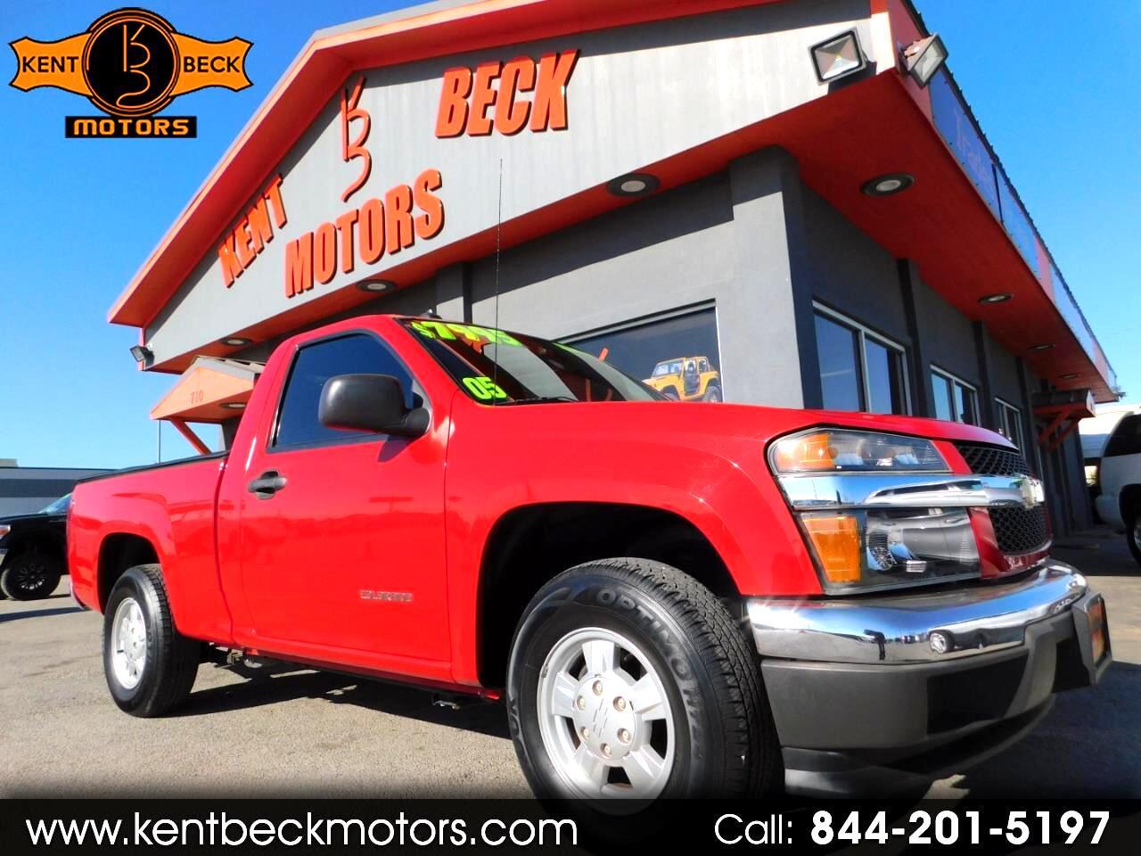2005 Chevrolet Colorado Z85 2WD