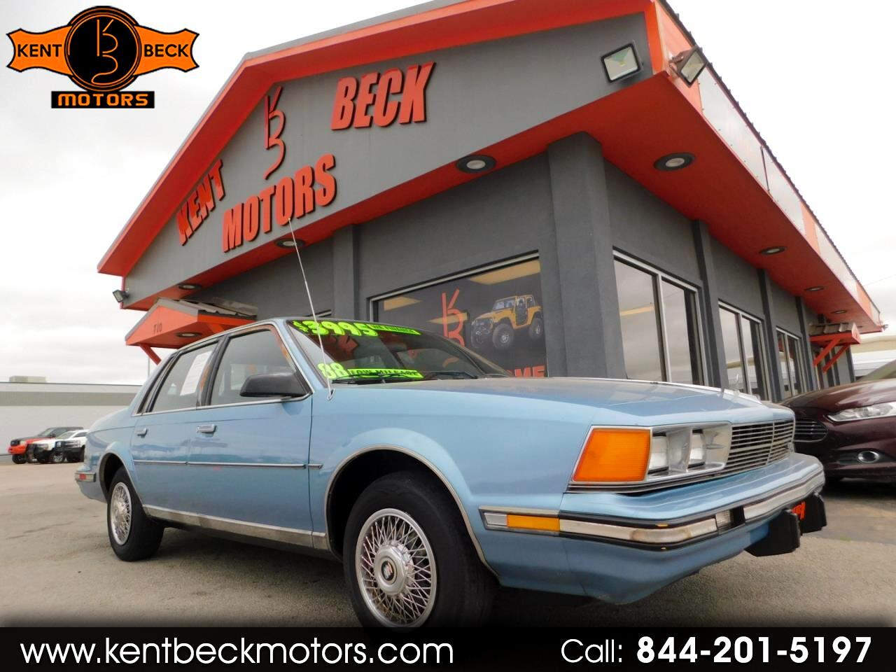 1988 Buick Century Limited