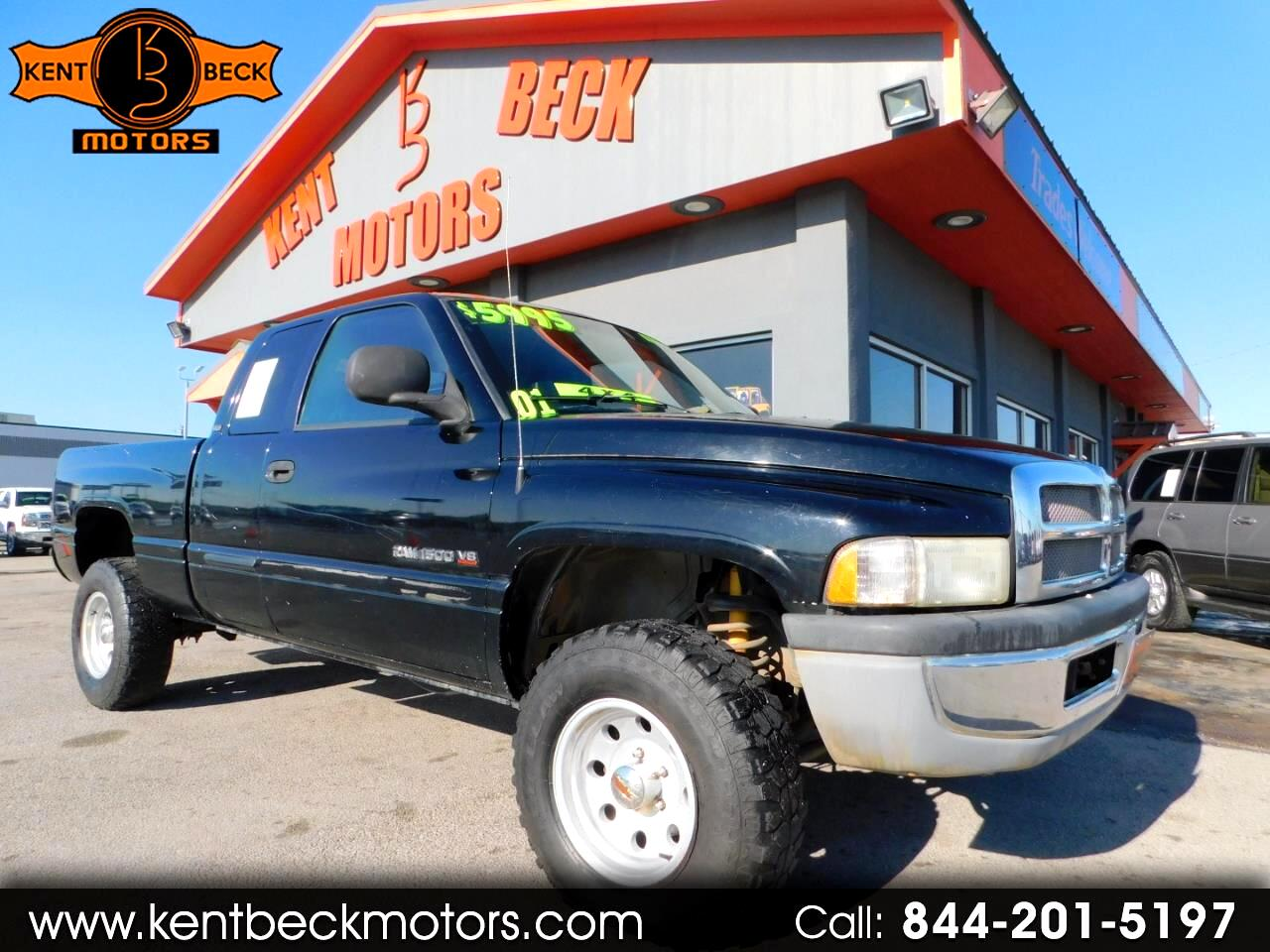 2001 Dodge Ram 1500 Quad Cab Short Bed 4WD