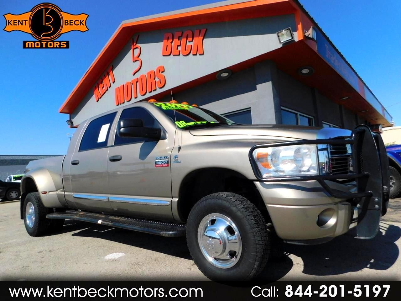 2008 Dodge Ram 3500 Laramie Mega Cab 4WD DRW