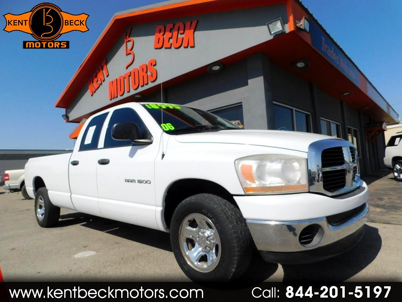 2006 Dodge Ram 1500 SLT Quad Cab Long Bed 2WD