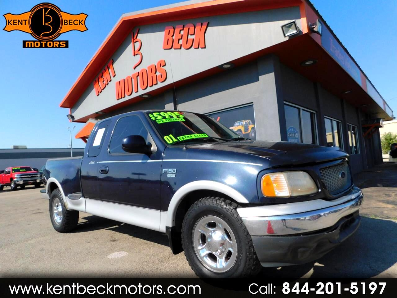 2001 Ford F-150 Lariat SuperCab Flareside 2WD