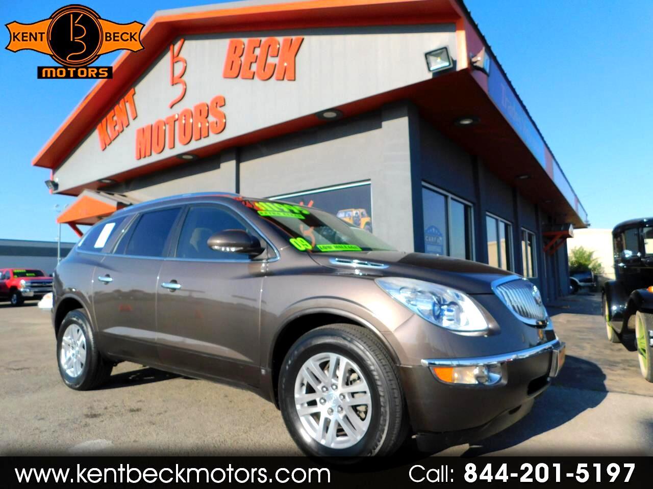 2009 Buick Enclave CX AWD