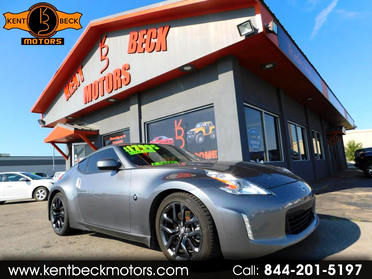 2016 Nissan Z 370Z Coupe 6MT