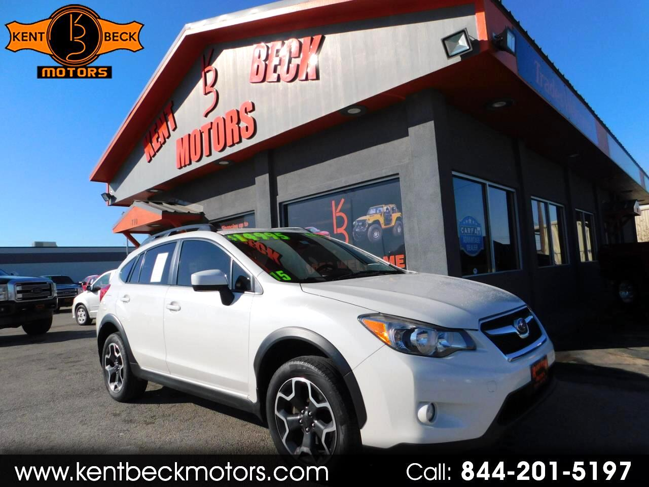 Subaru XV Crosstrek 2.0 Limited 2015