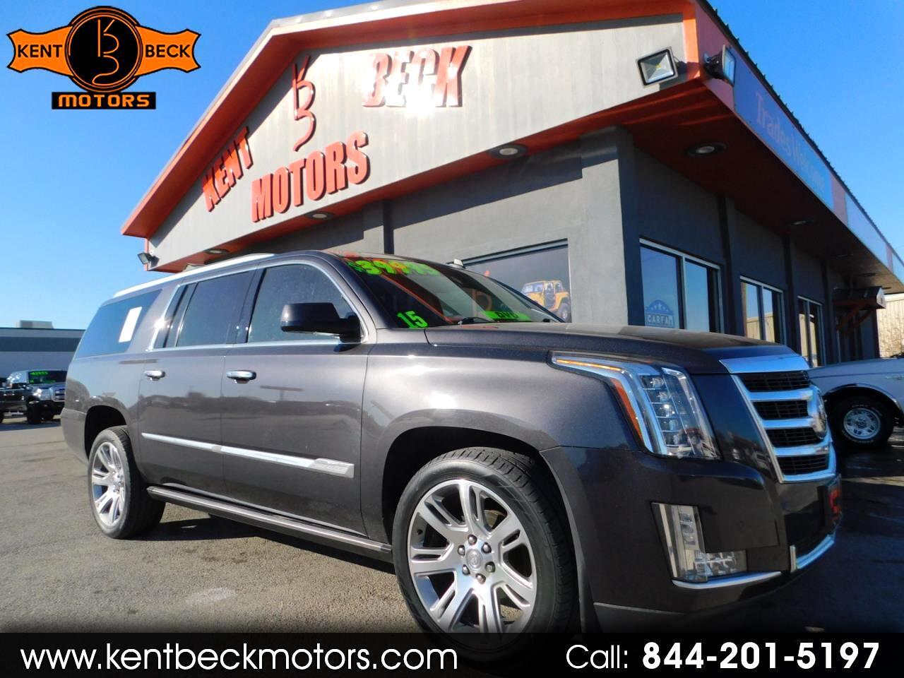 Cadillac Escalade ESV Premium 4WD 2015