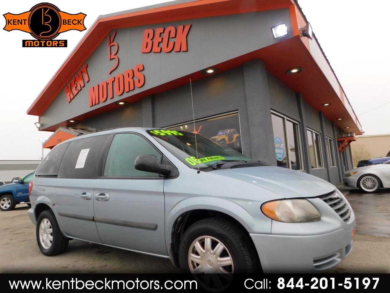 Chrysler Town & Country Base 2006