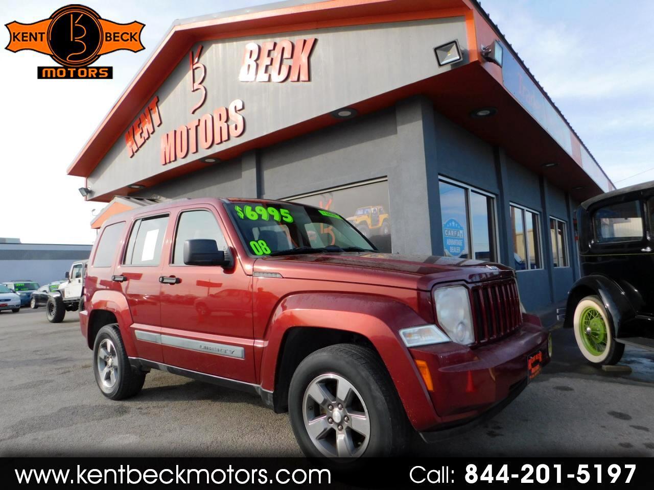 Jeep Liberty Sport 2WD 2008