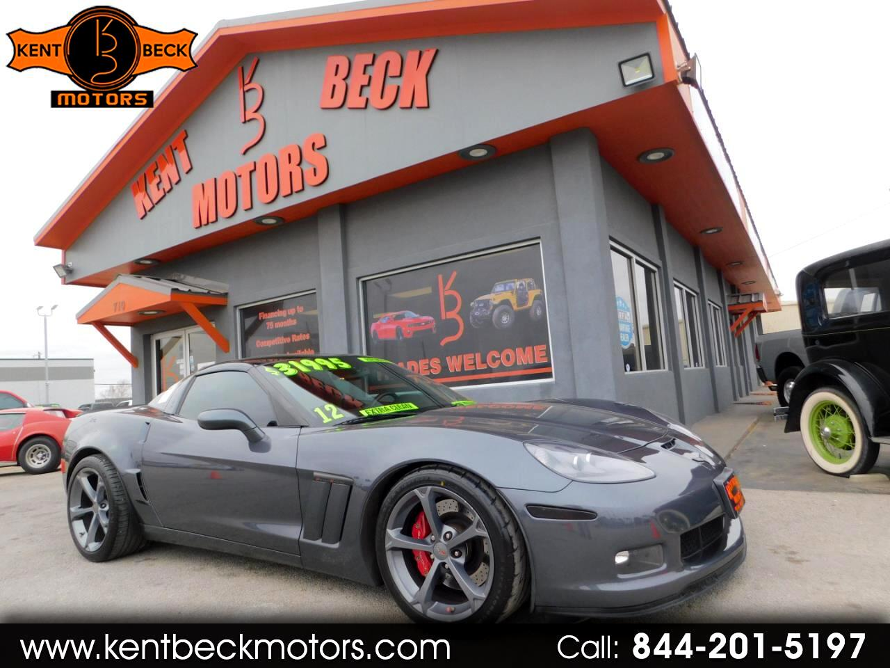 Chevrolet Corvette GS Coupe 3LT 2012