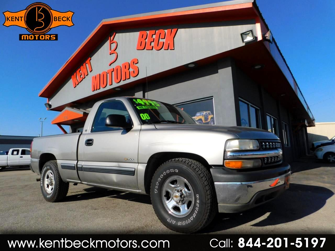 Chevrolet Silverado 1500 Reg. Cab Short Bed 2WD 2000
