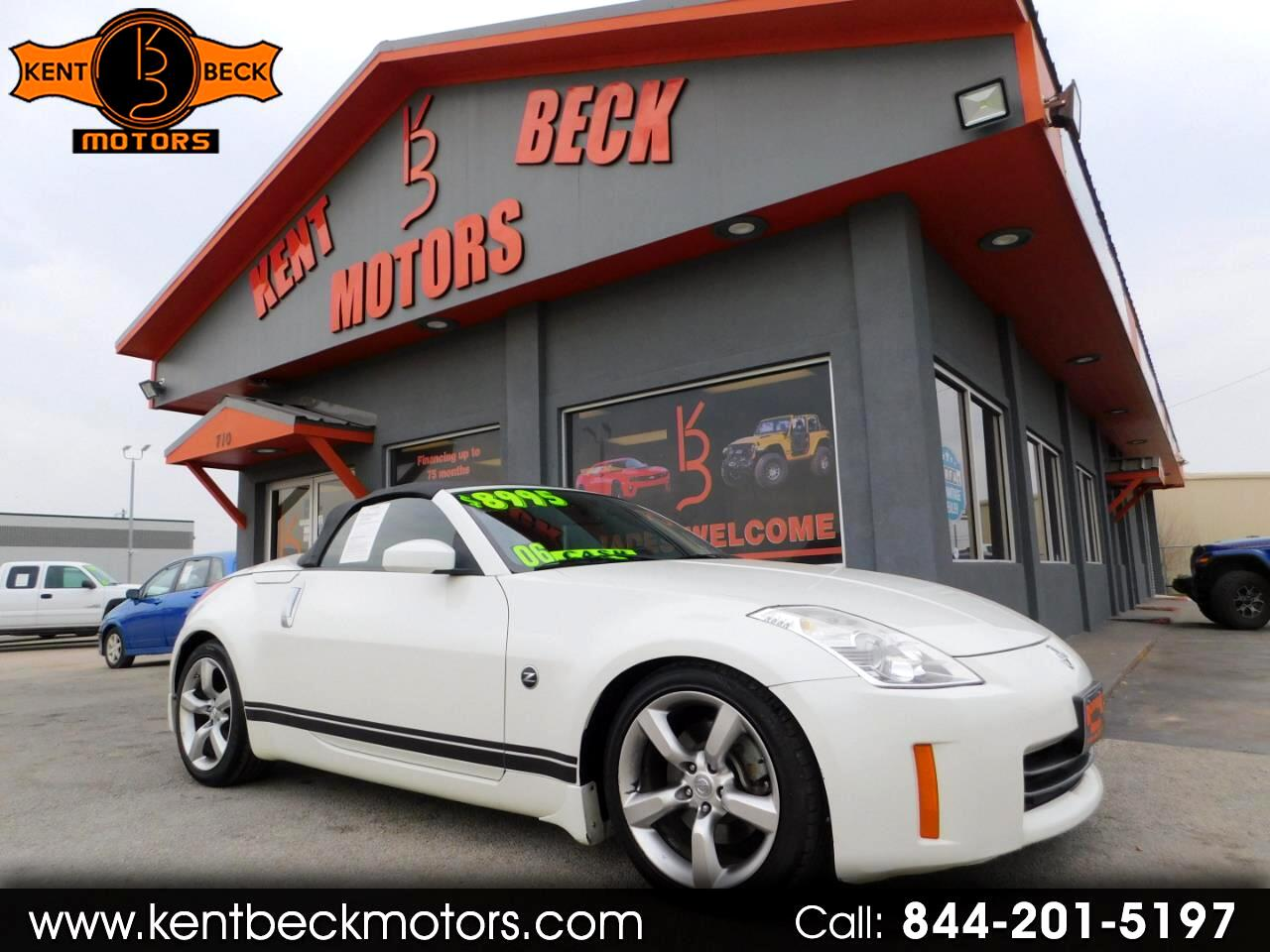 Nissan 350Z Grand Touring Roadster 2006