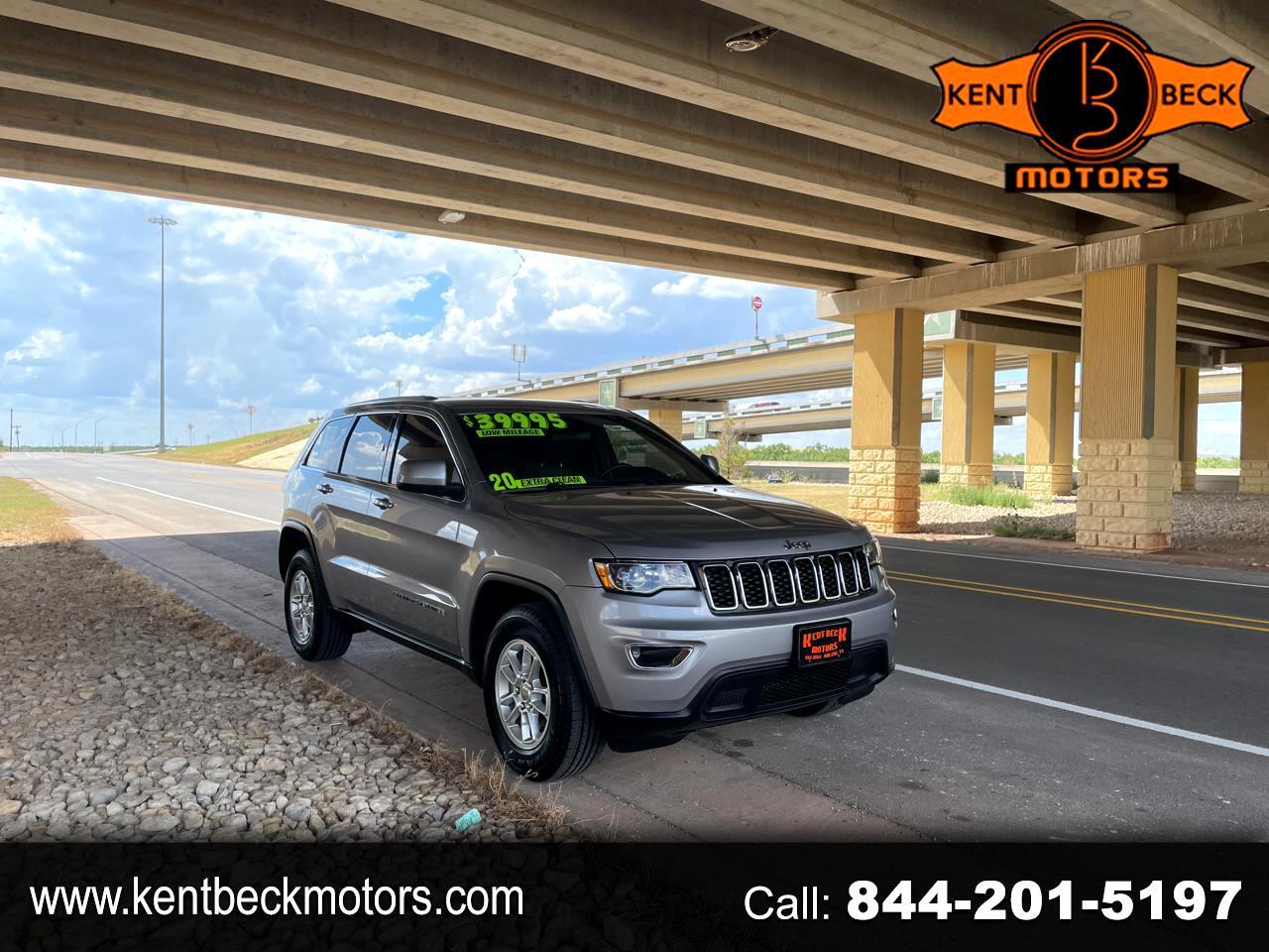 Jeep Grand Cherokee Laredo 4WD 2020