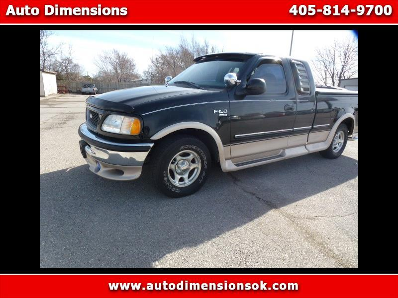 1998 Ford F-150 Lariat SuperCab Short Bed 2WD