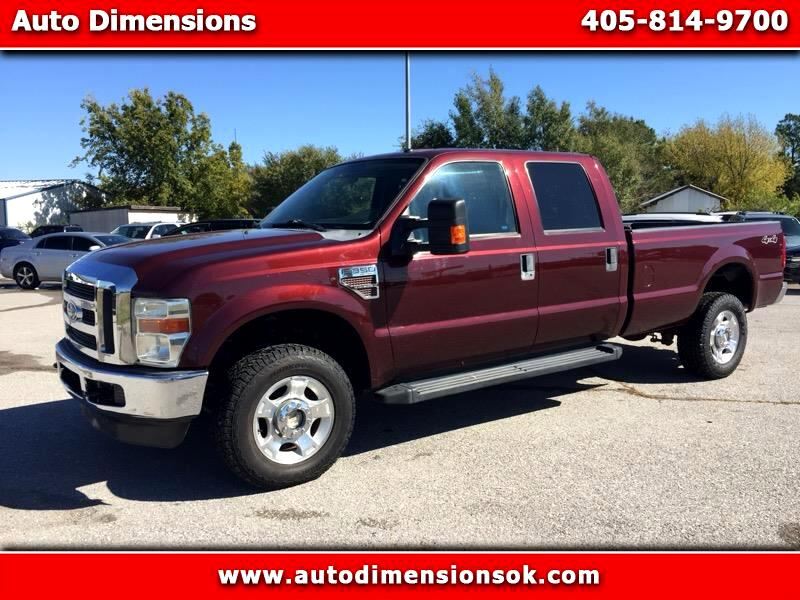 Ford F-350 SD XLT Crew Cab Long Bed 4WD 2010