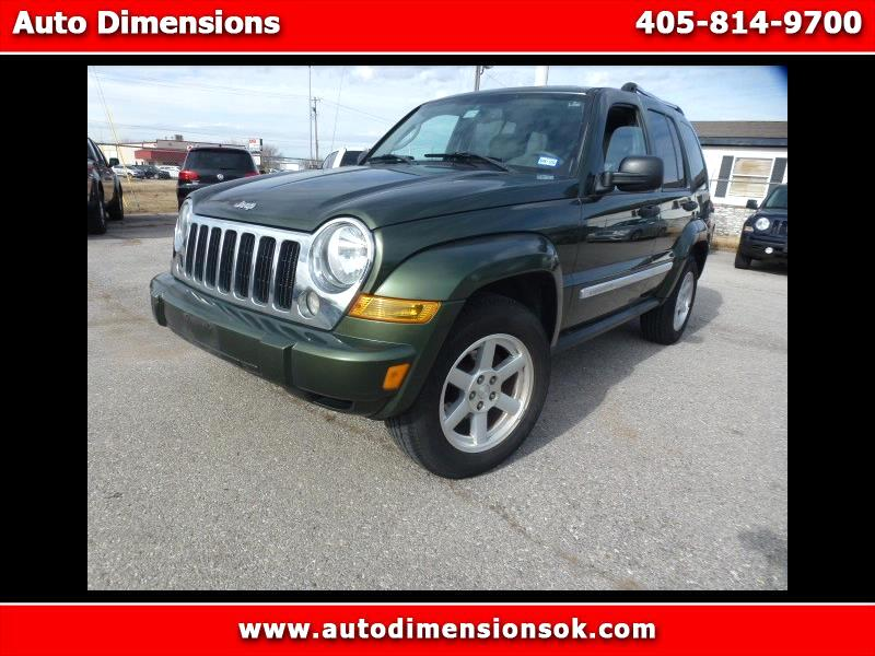 Jeep Liberty Limited 2WD 2006