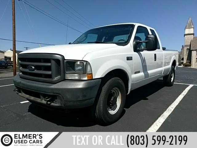 2004 Ford F-350 SD XL SuperCab 2WD