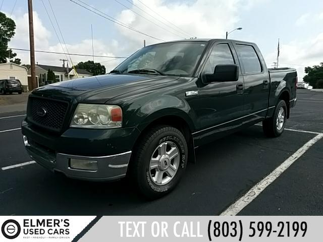 "2004 Ford F-150 2WD SuperCrew 157"" XLT"