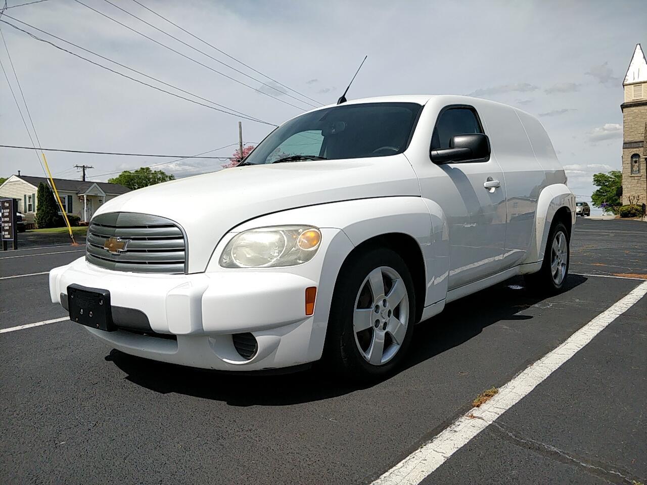 2010 Chevrolet HHR LS Panel