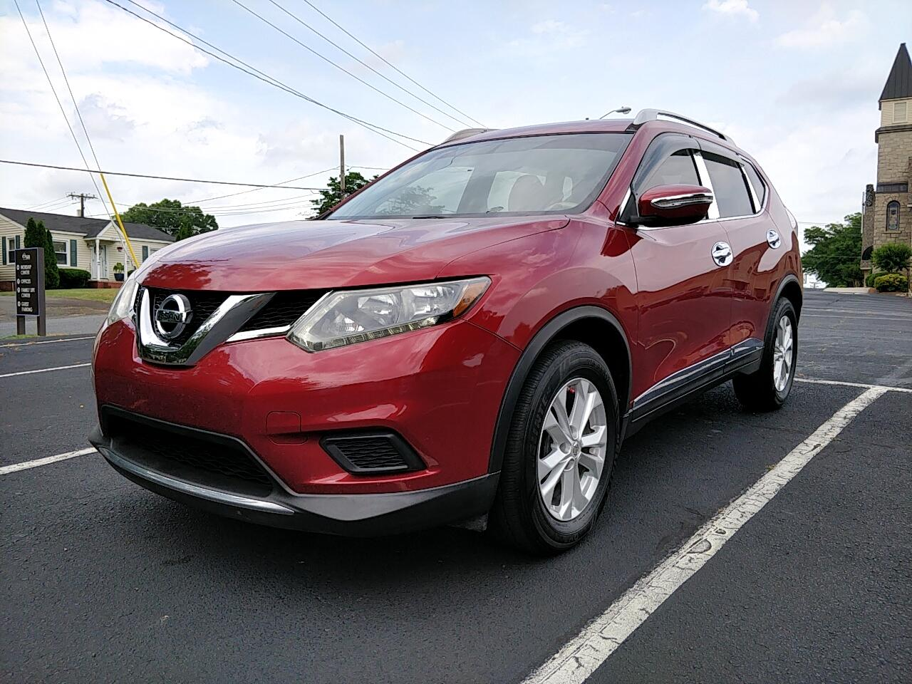 2014 Nissan Rogue SV 2WD