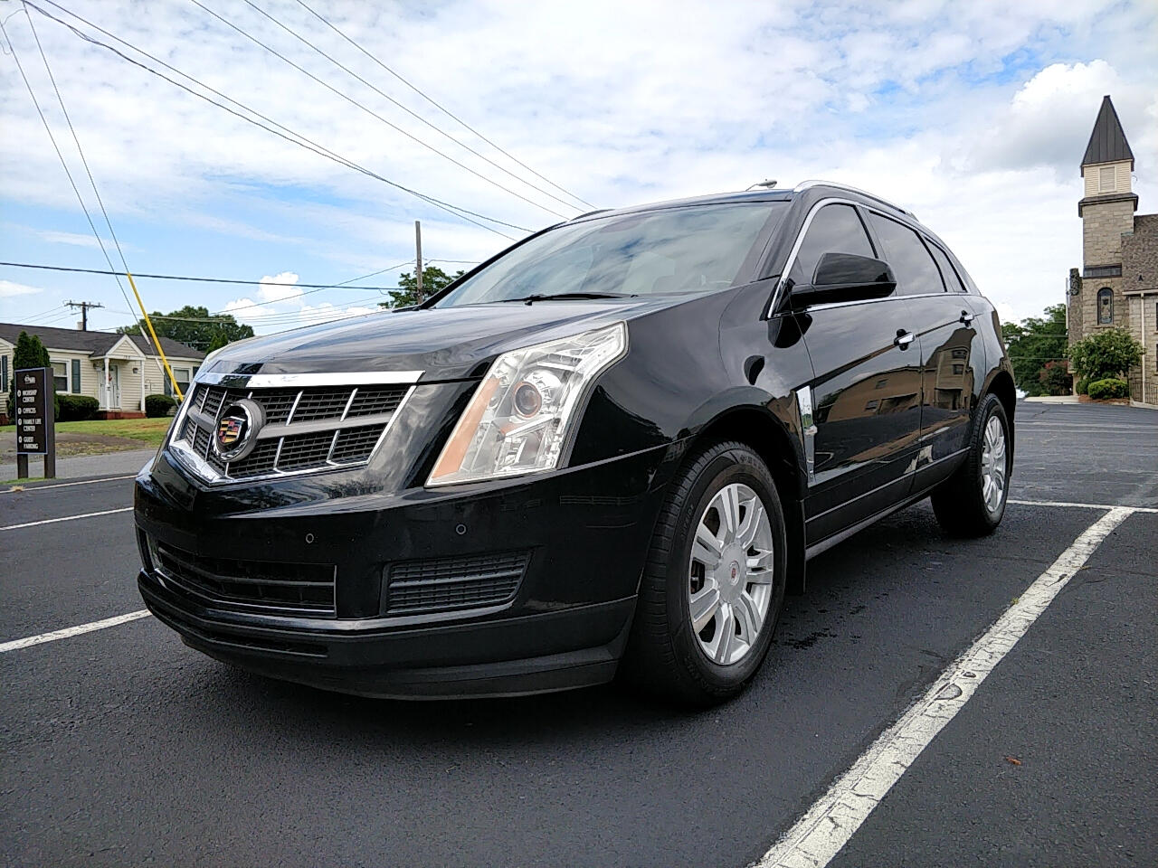 2012 Cadillac SRX Luxury