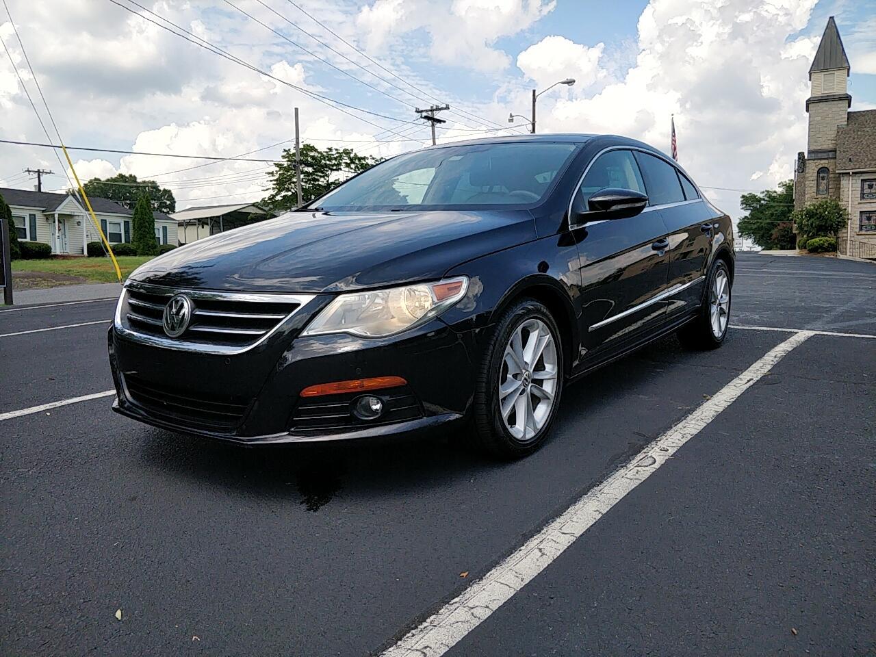 2010 Volkswagen CC Luxury PZEV