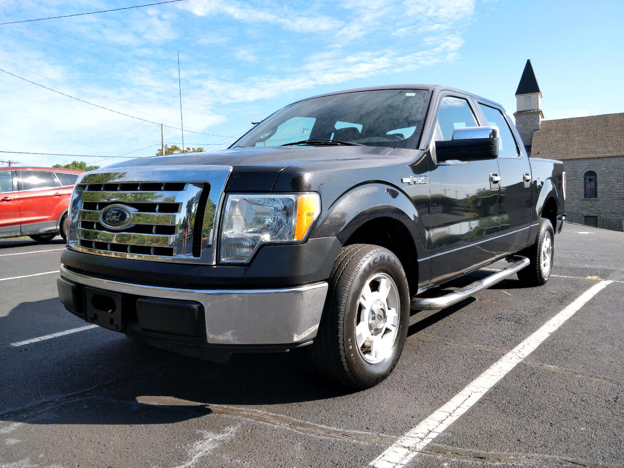 2010 Ford F-150 XL 2WD SuperCrew 5.5' Box