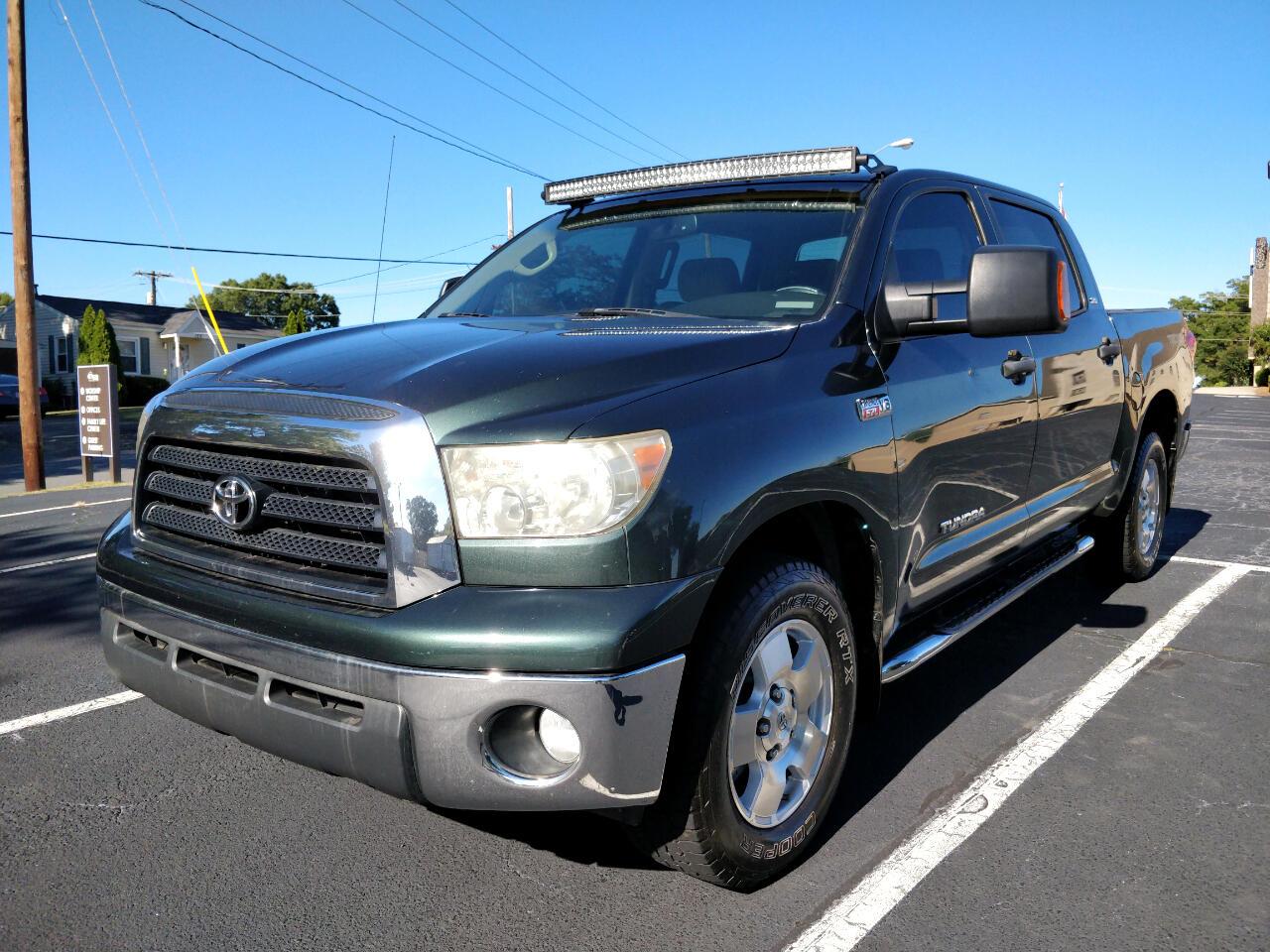 2008 Toyota Tundra SR5 CrewMax 5.7L 4WD