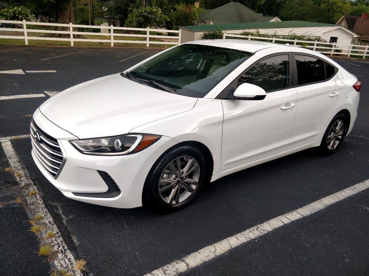 Hyundai Elantra 4dr Sdn Auto SE 2017