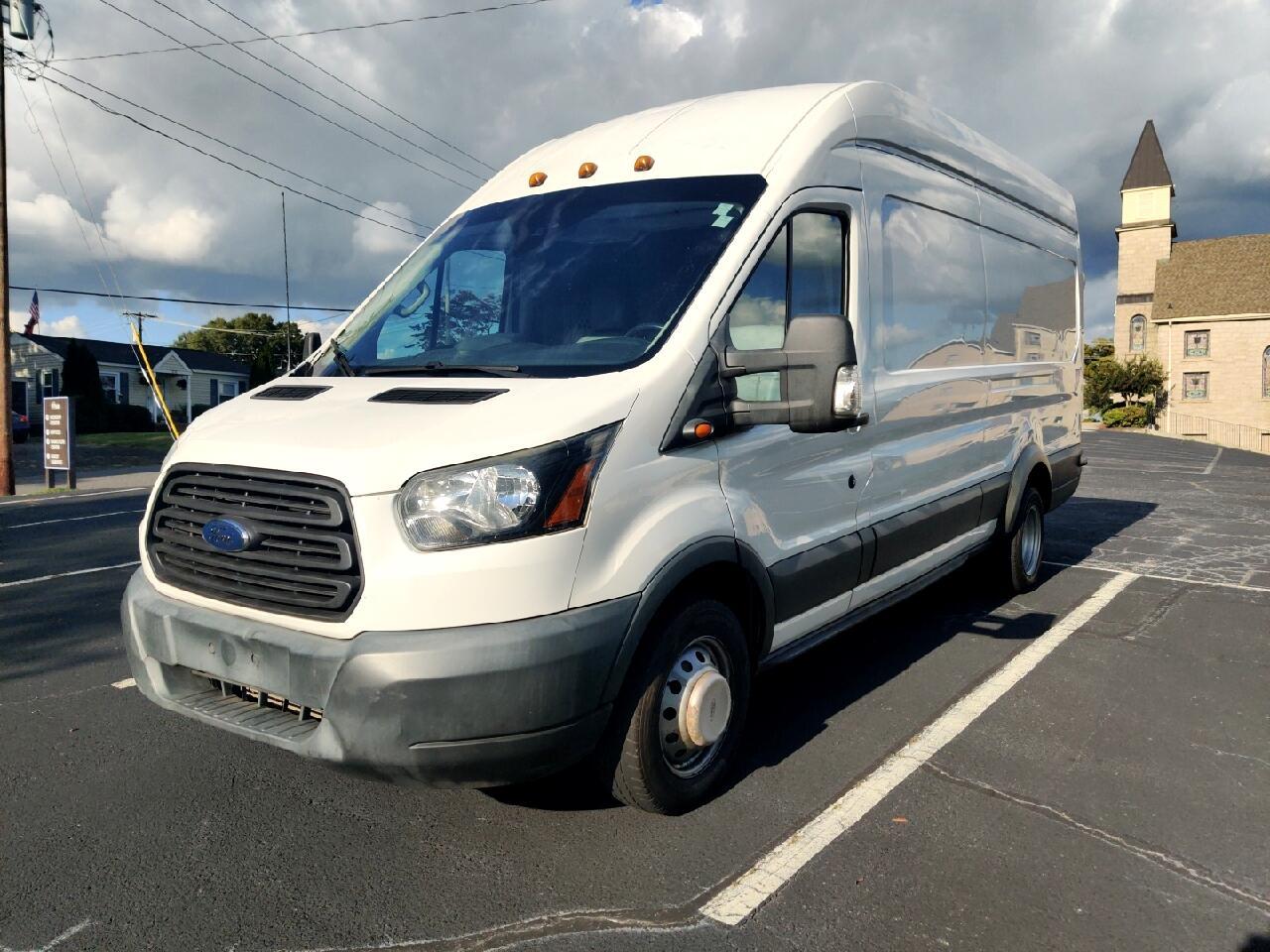 Ford Transit 350 Van HD High Roof w/Pass. Slide 148-in. WB EL 2015