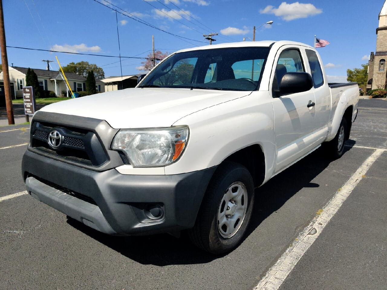 Toyota Tacoma Access Cab I4 4AT 2WD 2015