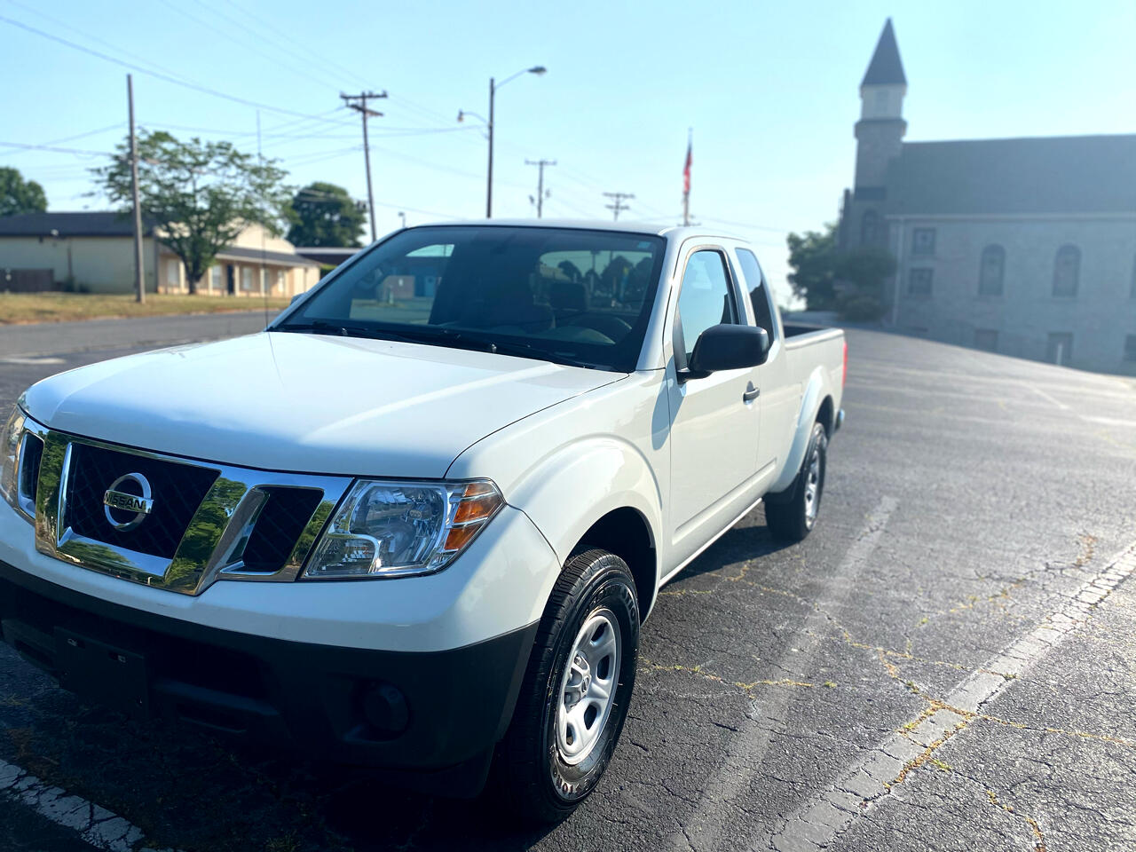 Nissan Frontier King Cab 4x2 SV-I4 Auto 2015